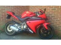 Yamaha Yzf r115. Delivery available. Not Cbr 125 ybr rs 125