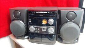 PHILIPS fw-750 Hi-Fi