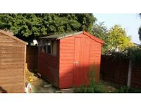 8ft x 6ft Shed for sale