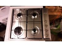 **SMEG**MODEL: S64s**STAINLESS STEEL**GAS HOB**COLLECTION\DELIVERY**MORE AVAILABLE** NO OFFERS**