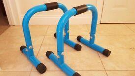 Push-up Bars - 15 inch high