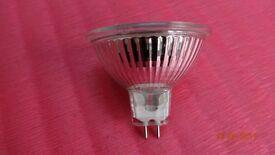 Halogen GU5.3 Spot bulbs. 50W, 12V. 30 for £9