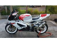 Modified 2006 aprilia rsvr rsv, high spec, factory parts, quickshift, ohlins