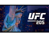 UFC 205! 2 tickets!