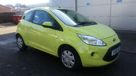 2010 FORD KA 1.2 STYLE + - 1 LADY OWNER FROM NEW - FULL SERVICE HISTORY