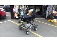 prestige babystyle pram/pushchair