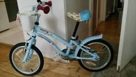 "Girls Cherry Lane 16"" bicycle"