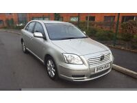 Toyota AVENSIS T3-S,AUTOMATIC,2004,Above average miles,!hpi clear!must view!