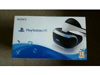 BRAND NEW AND SEALED PLAYSTATION VR PSVR PS VR