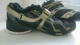Babolat tennis trainers size 10.