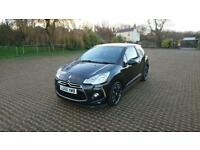 CITROEN DS3 1.6 HDi 16V 110 DSport 3dr (black) 2010