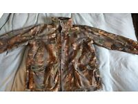Jack Pyke Waterproof Jacket size L for fishing/hunting/camo wear