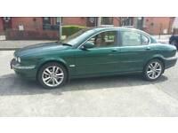 2007 Jaguar X Type Se D. £1250 ono.