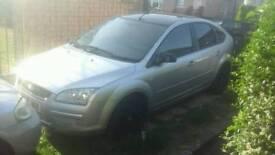 2007 Ford focus 1.6 lx (£30 per year road tax)