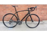 Trek Domane SLR 6 disc 2017, 58cm. Immaculate condition.