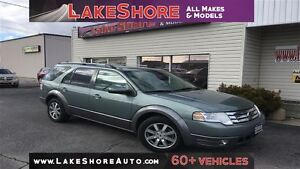 2008 Ford Taurus X SEL *WOW*
