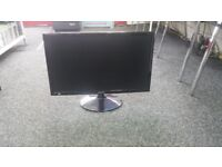 24 inch SAMSUNG HDMI /DVI MONITOR FOR SALE