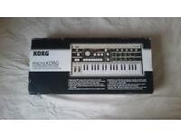 Micro Korg Keyboard