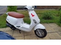Wonderful little scooter for a new starter, or for trips to the shops and back.