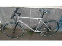 Barracuda Centus 7 road 54cm hybrid bike.