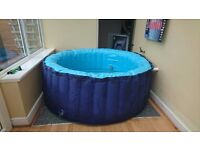 MSPA Inflatable Bubble Spa A081024 - M Spa - fully working - Please read