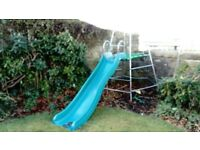 TP play frame and slide