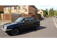 Vw golf 1.8 cabrio 97 r reg 12 months mot needs minor repair