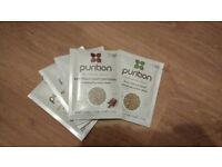 Vegan hemp protein powder for shakes
