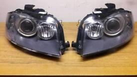 Audi s3 a3 bi xenon headlights