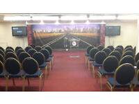 CHURCH BUILDING FOR HIRE
