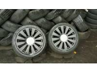 Alloy wheels for audi