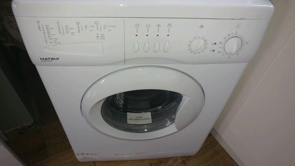 25 wide washing machine