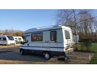 AUTOSLEEPER EXECUTIVE. 2 BERTH. V REG 1999 LOW MILEAGE