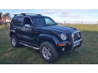 Jeep Cherokee 2.5Crd Limited £££'s Spent - Lift Kit +++