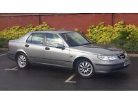 Saab 95 automatic ,12 months mot FSH ,Full leather trim, px welcome, 3 days free insurance