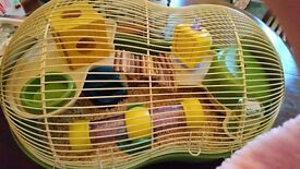 Eco hamster cage for sale