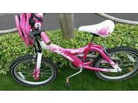 "14"" wheel children's bike"