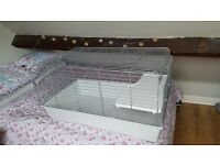 Indoor cage suitable for small bunnies/gineau pigs