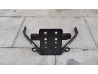 Landrover towbar plate thule