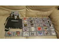 N64 BOXED COMPLETE GAMES 27PLUS