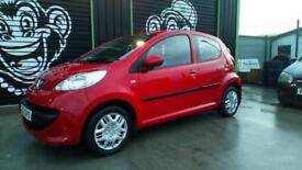 2008 Peugeot 107 first time buyer