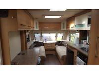 Elddis Avante 554 (2011) Caravan + awning and extras
