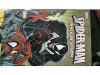 Collectors Graphic Novels 22 years old No Venom Nd No Essential Punisher