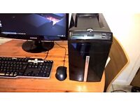 12 Months Warranty Complete PC Computer System