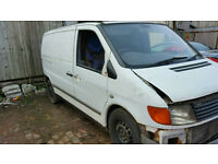 Mersedes vito 2001 reg breaking for parts