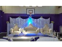 wedding stage hire London
