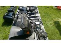 Joblot of BMW K1100LT motorcycle parts
