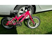 Ridgeback bike 16inch