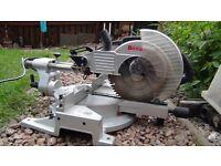 Bosun sliding mitre saw