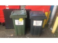 Large bins
